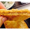 Peanut Kaya Toast