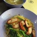 Ri Xin Cantonese Wanton Noodle (Hainanese Village Centre)