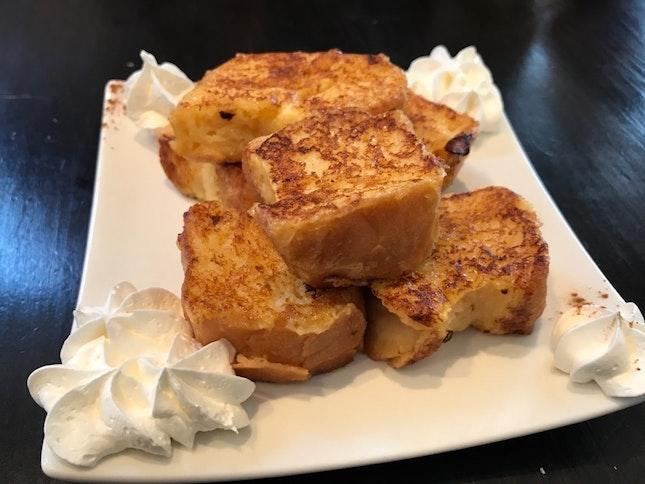 French Toast Japanese Styled