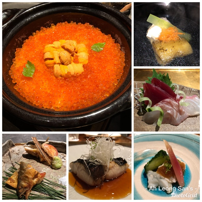 Michelin Starred Eateries
