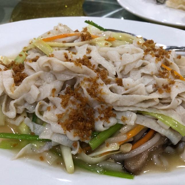 Fish Noodles