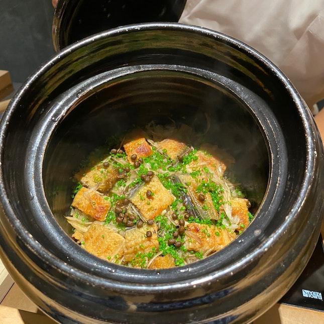Unagi Rice