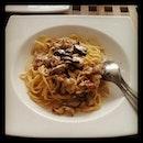 Carbonara #burpple #lunch