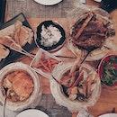 Weekday seafood feast at Greg's Seafood Shack | #igfood #sgig #igsg #sgfood #feedfeed #instasg #yummy #nom #jj_forum #foodforfoodies #foodspotting #foodporn #foodie #instafood #foodgasm #food #foodcoma #cafehoppingsg #iphonesia #burpple #japanese #sgfoodies #dinner #crab #seafood #singapore #plating #igaddict #sgcafes #onthetable