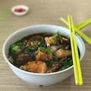 Bak Kut Noodle (Soup) 肉骨面