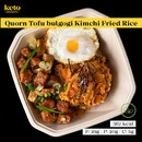 Quorn Tofu Bulgogi Kimchi Oat Fibre Fried Rice