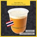 Thai Milk Tea Sea Salt Cheese Foam