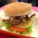 The Aussie Burger ($10.50)