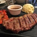 New York Strip Steak 200g ($22.90)