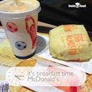 Get my #breakfast fix before the #run350 start at 5:30am….