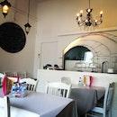 #shop #decor #white #dessert #cafe #singapore #relax #sunny #sunday