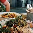 Protein bowl: Grandma's Roast ($16.90) & All Day Brunch ($18.90)