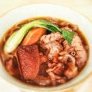 饒河街牛肉面 Rao He Spicy Taiwanese Braised Beef Noodles