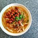Mushroom Noodle