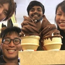 Because McDonald's $1 Choco cone Ice Cream is all you need to be happy.