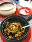 Claypot Dried Chili Frog Porridge (4 Frogs For $25, Porridge $1.50/$2.50/$3.50)