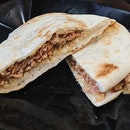 肉夹馍 Roujiamo ($4)