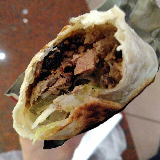 583 Orchard Road Singapore Lamb Kebab