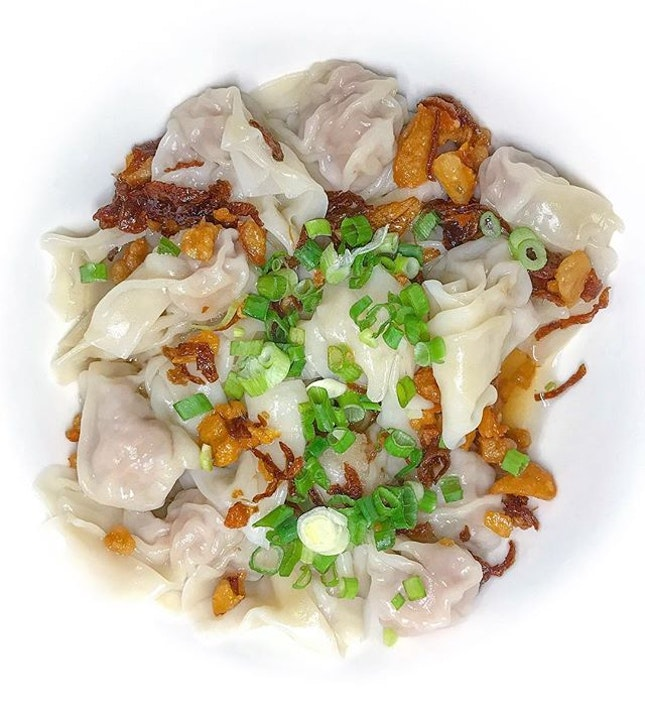 Want some wantan?