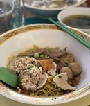 Michelin Star Bak Chor Mee