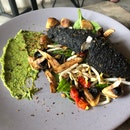 Blackened Barramundi