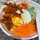 Chicken Bibimbap ($5.50)