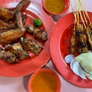 Boon Lay Satay And BBQ Wings