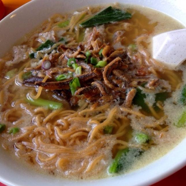 Yee Mien Soup!