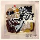 #黑丸子 with #芋頭 #芋Q #珍珠 #仙草 #冰 #Cravings #Food #Time #Yummy #Delicious #Awesome #Amazing #Awesome #Nice #CantGetEnough #Burp #raytaru  #好吃 #美味 #酷