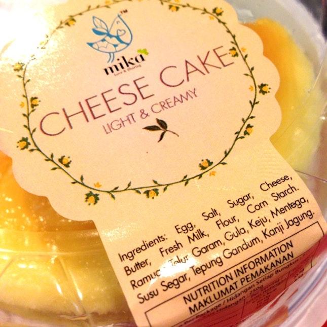 Cheese Cake @Mika