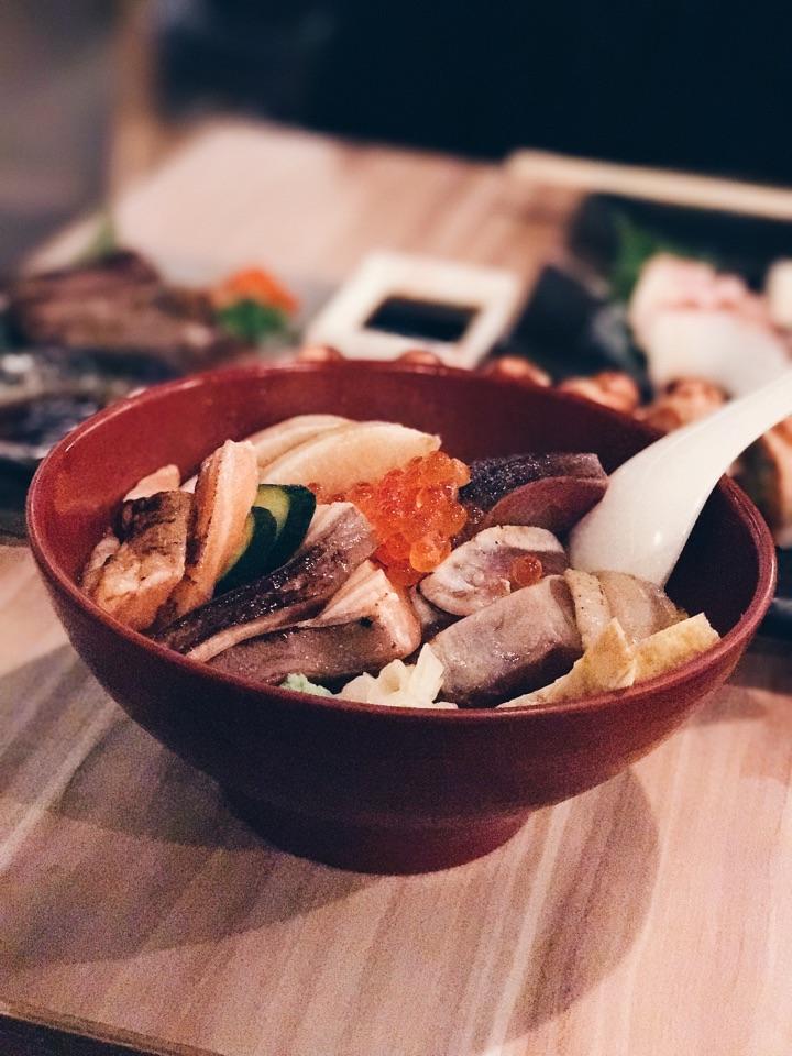 Aburi Kaizen Chirashi Don - $26.9