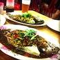 Restoran Lan Je 兰姐清蒸非洲鱼 (Puchong)