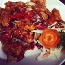 Kakap Goreng Saus Balacan #foodshots