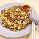 Hougang Fried Oyster