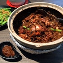 招牌砂煲饭 Famous Chicken Claypot Rice