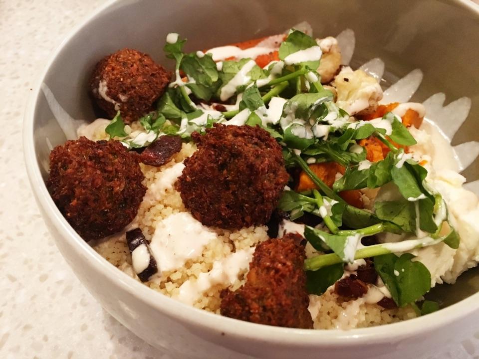 The Moroccan Salad