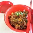 林玉梅 Sarawak Kolo Mee ($5)