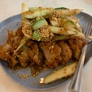 Rojak Chicken 罗惹鸡