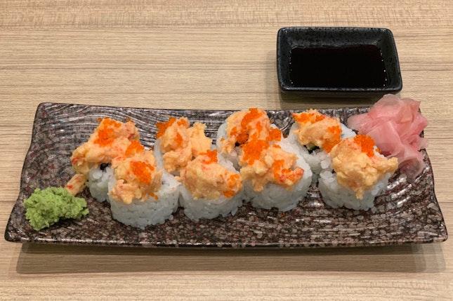 Lobster Salad Maki