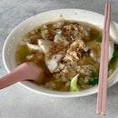 Batang (Mackerel) Sliced Fish Soup