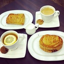 Breakfast at Deli France 😋