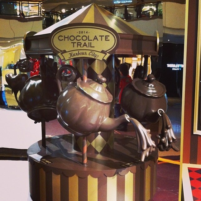 Chocolate Trail 2014