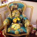 Gift 2 - not the 200 yrs old chair from Paris which 🐻🐾❤️ love very much.