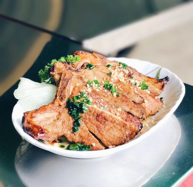 For Delicious Vietnamese Fare on Rangoon Road