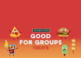 5 Good For Group Treats!