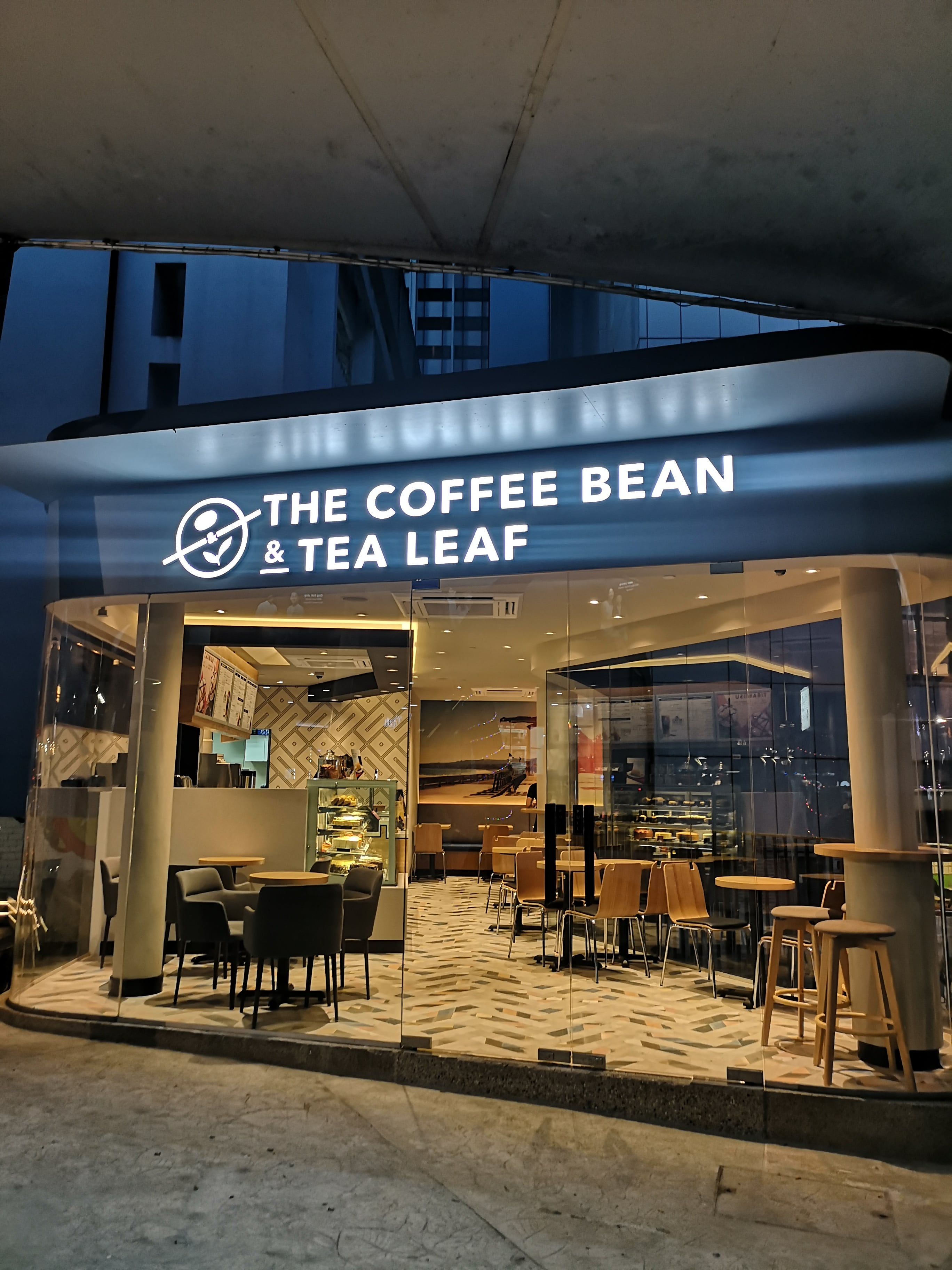 The Coffee Bean Tea Leaf Scape Burpple 30 Reviews Somerset Singapore