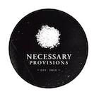 Necessary Provisions