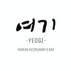 여기 YEOGI KOREAN RESTAURANT & BAR